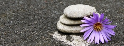 sophrologie angers galets fleur