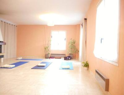 salle, seance en groupe, collective, sophrologie , yoga, relaxation, meditation